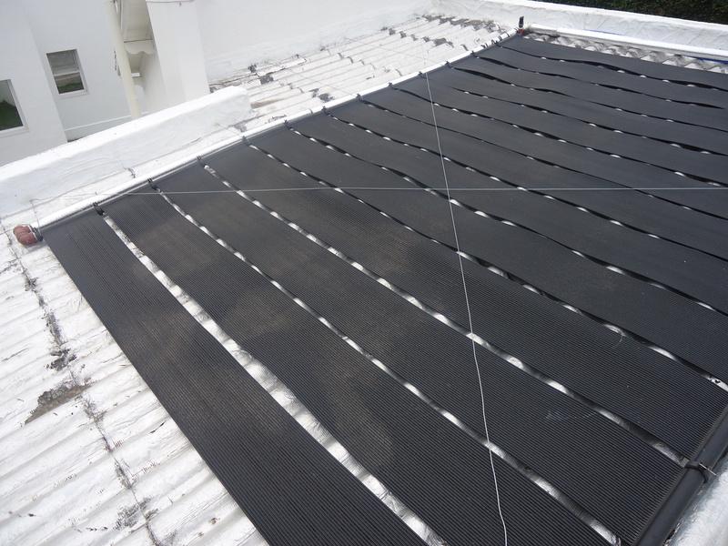 Calefactores solares para piscinas fabiani srl for Calefactor para piscina