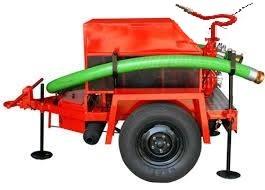FabianiSRL - bomba portatil  con trailer transportable para incendios forestales - diesel 60 y 80 hp - con lanza de ataque