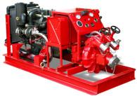 FabianiSRL - bomba portatil para incendios forestales -diesel hasta 100 hp 150 m3