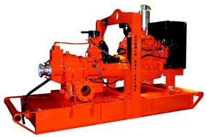FabianiSRL - bomba portatil para incendios forestales - diesel hasta 180 hp - 200 m3 15 bar