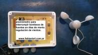 Fabiani SRL - Anemometro para interrmpir bombeos